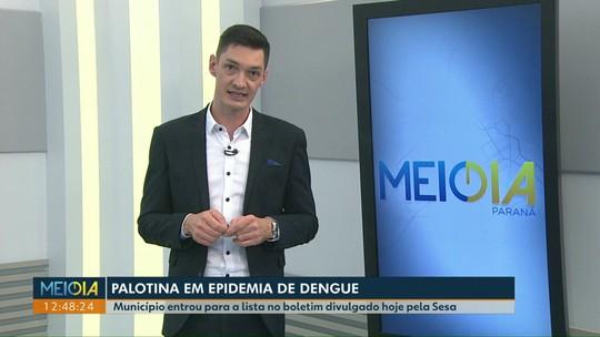 Palotina entrou para a lista de epidemia de Dengue