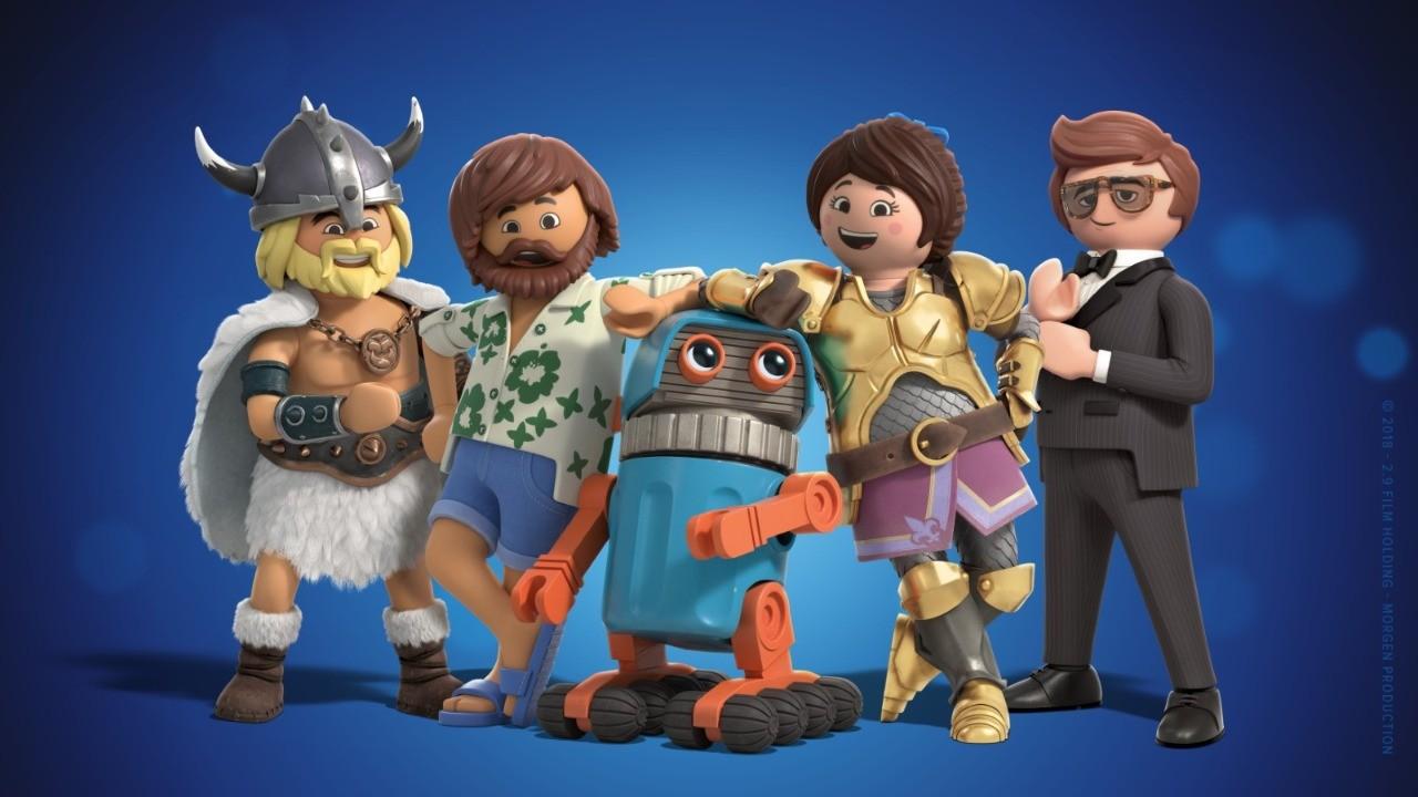 'Playmobil - o filme': união entre irmãos e muita risadas aguardam pelo público