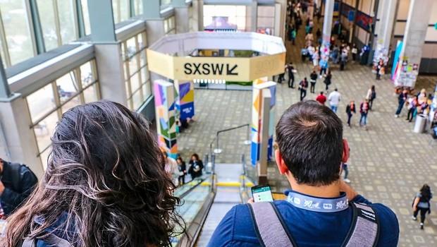 South by Southwest (SXSW), um dos festivais de tecnologia e economia criativa mais importantes do mundo, acontece em Austin (Foto: época negócios)