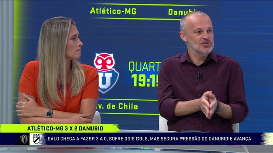 "Comentarista analisa começo de temporada do Atlético-MG: ""Sofrendo com questão defensiva"""