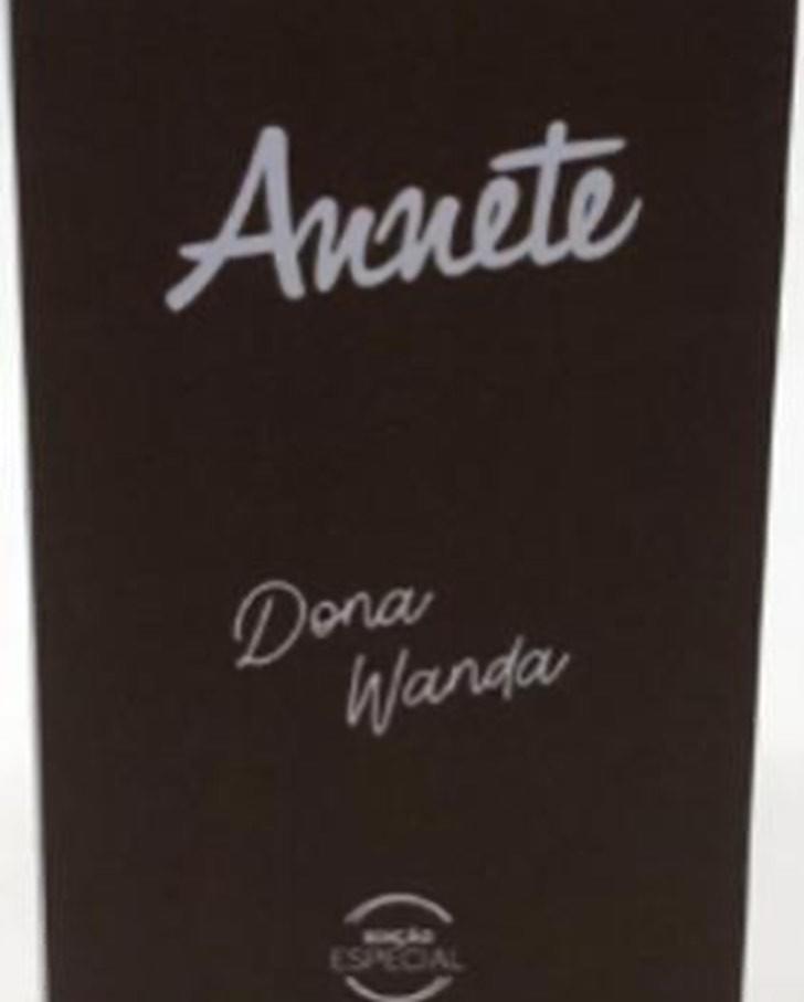 Perfume criado especialmente para Dona Wanda (Foto: Reprodução/Instagram)