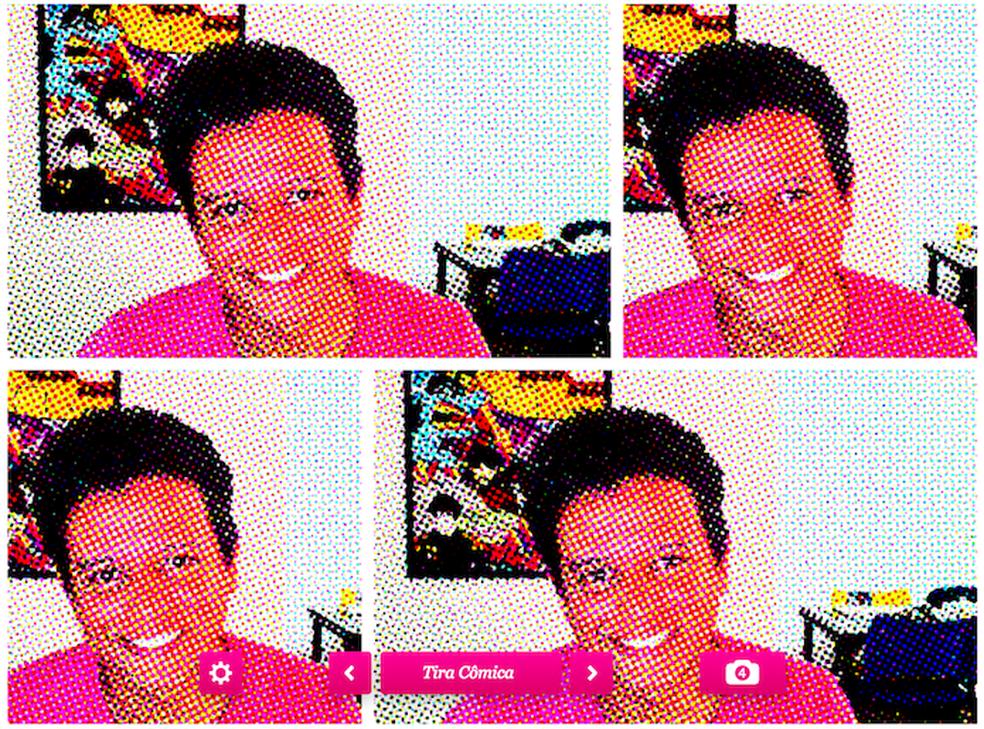 Site que tira foto pela webcam toys