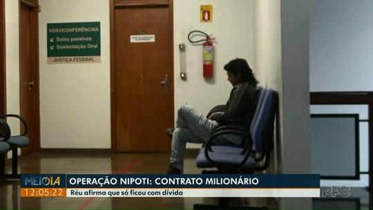 Réus acusados de envolvimento em fraudes no Hospital Municipal são ouvidos na Justiça