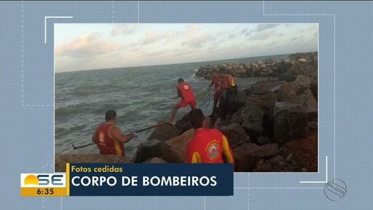 Corpo de pescador desaparecido há dois dias é encontrado em Aracaju