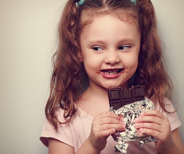Chocolate: a partir de que idade está liberado? (Foto: Thinkstock)