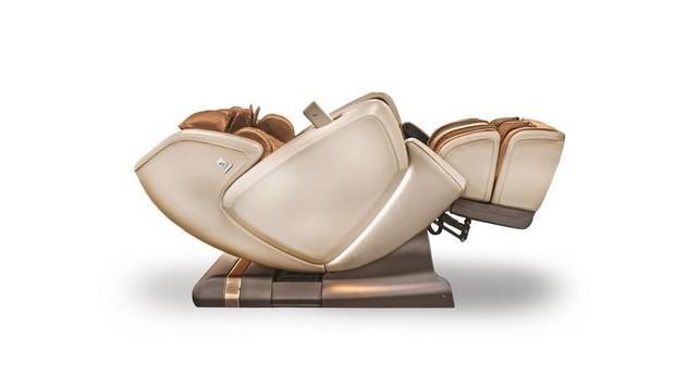 Para melhorar a experiência, a DreamWave M.8 se reclina em até 180 graus. (Foto: Divulgação)