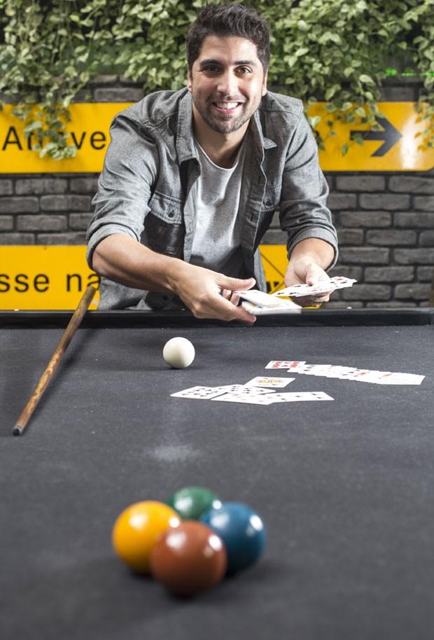 Gabriel Louchard (Foto: Vivian Fernandez/Divulgação)