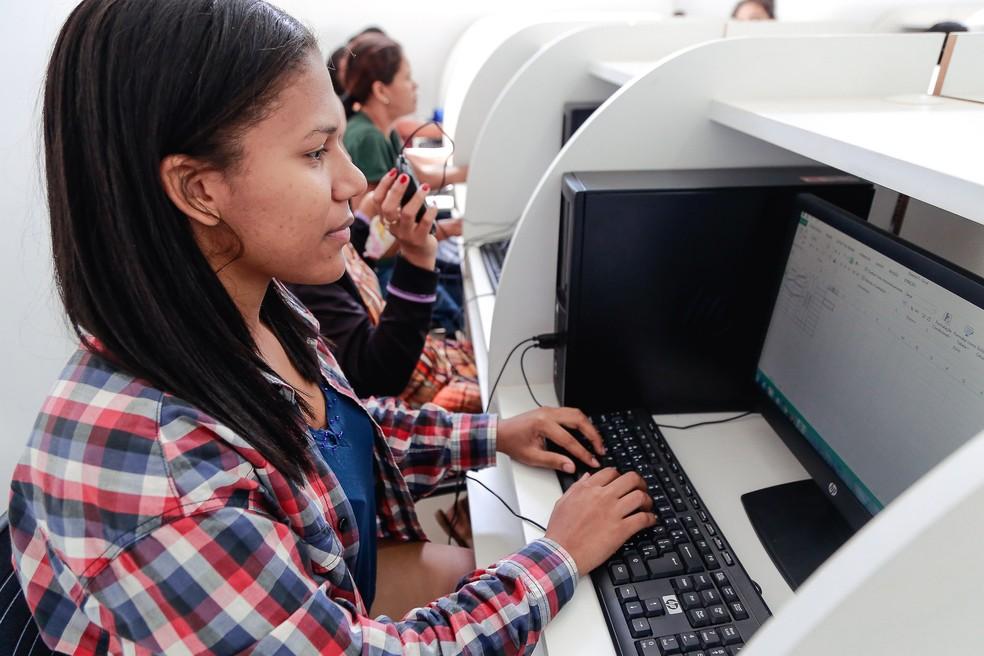 Abertas Inscricoes Para Cursos Gratuitos De Informatica E Auxiliar Administrativo Em Boa Vista Roraima G1