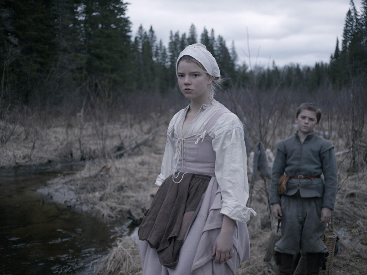 Uma cena do filme A Bruxa (2015) (Foto: Reprodução)