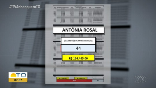 Documentos mostram que servidores depositaram R$ 500 mil em conta do filho do presidente da AL