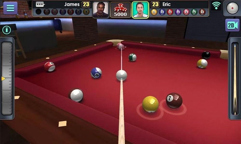 Jogo de Bilhar 3D | Jogos | Download | TechTudo