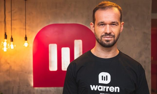 Tito Gusmão, CEO da Warren