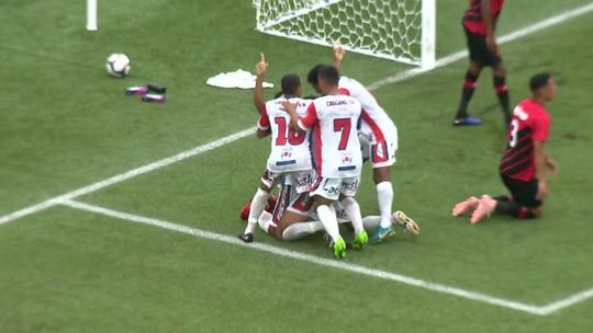 Athletico estreia uniforme e seis jogadores com derrota na abertura do Paranaense de 2019
