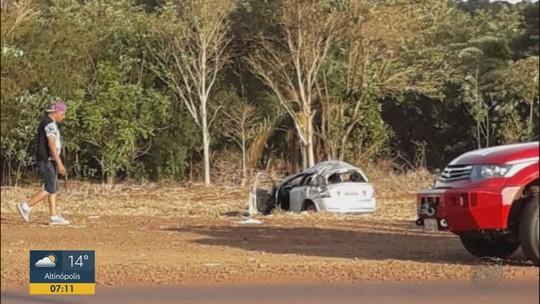 Motorista é preso por suspeita de embriaguez após acidente com 1 morto e 4 feridos em Sertãozinho