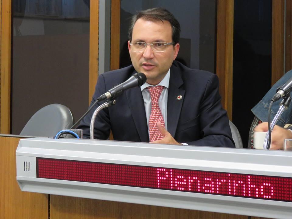 Arnaldo Silva, de Frutal, será convocado para ocupar vaga de Luiz Humberto Carneiro na ALMG