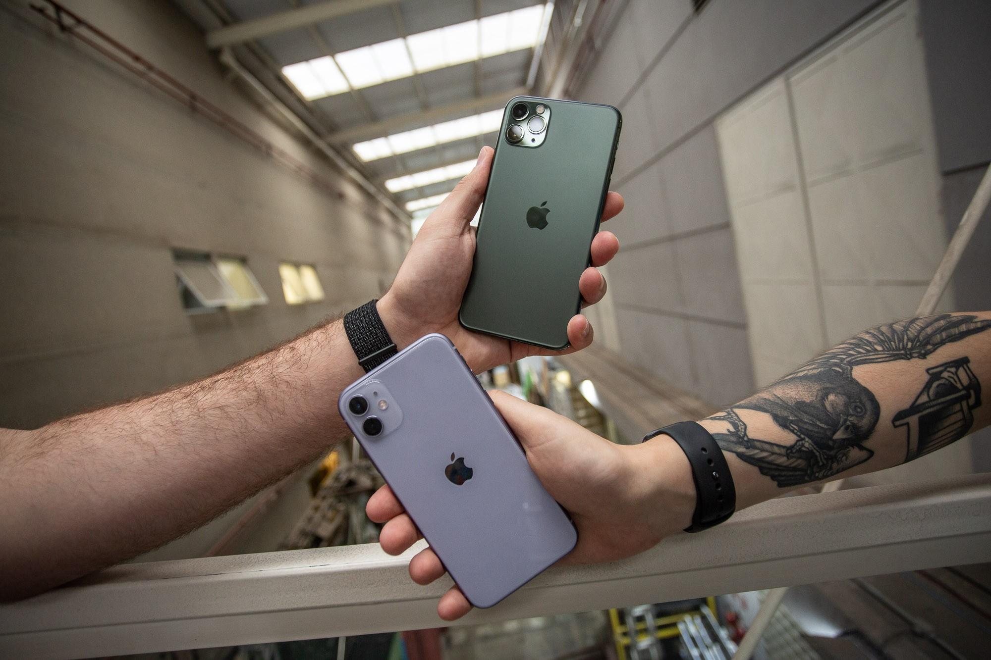 Apple tem recorde no 4º trimestre com vendas de iPhones e aplicativos