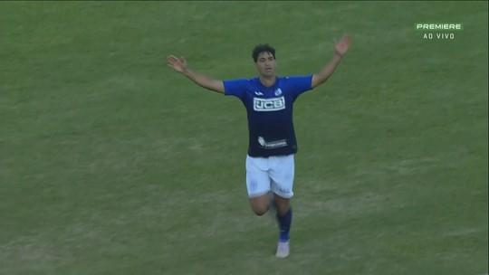 Veja os melhores momentos de São Bento 3x1 Brasil de Pelotas