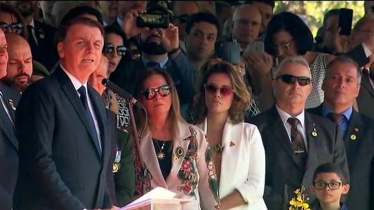 Em São Paulo, Bolsonaro diz que país precisa da imprensa
