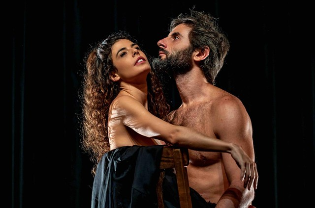 Flávio Tolezani e a mulher, Natalia Gonsales (Foto: Divulgação)