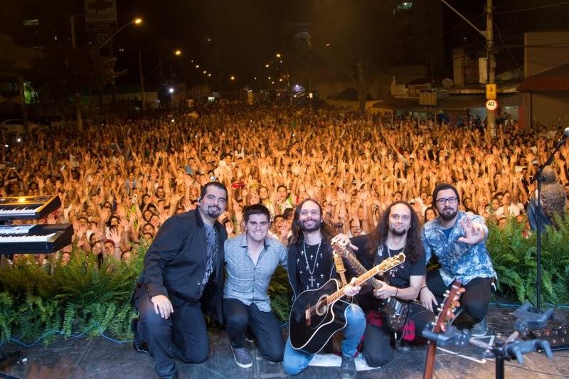 Círio Musical promove shows gratuitos na Praça Santuário a partir deste domingo - Notícias - Plantão Diário