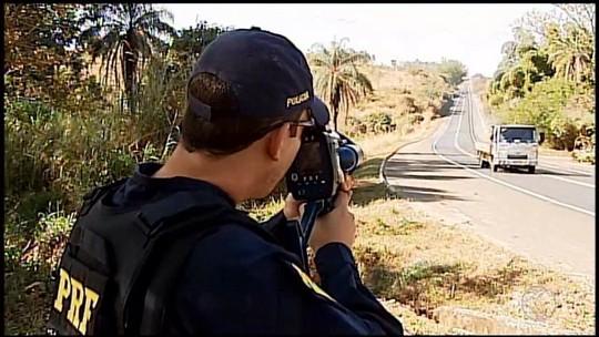 Números de infrações de trânsito crescem no período de férias nas rodovias de Araxá