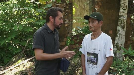 'Partiu Amazônia' reprisa viagem à Novo Airão; veja