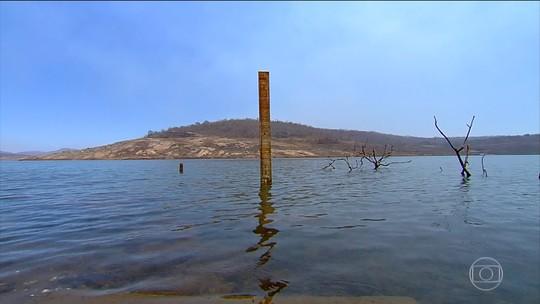 Nível baixo de água nos reservatórios faz com que conta de luz fique mais cara