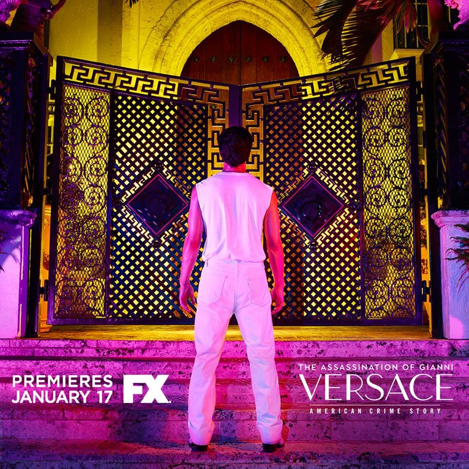 Assassination of Gianni Versace: American Crime Story (Foto: Instagram)