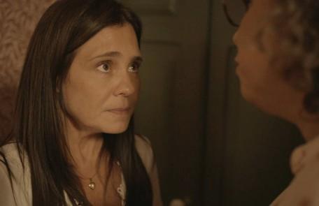 Na quinta (19), Thelma matará Rita depois que ela descobrir que Danilo é Domênico Reprodução