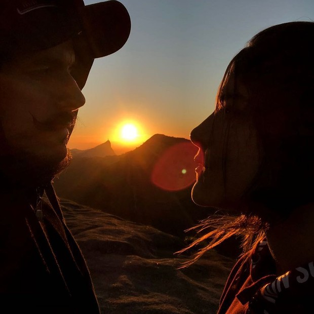 Bruno Lopes e Priscila Fantin (Foto: Reprodução/Instagram)