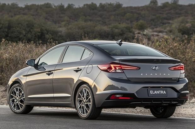 Hyundai Elantra 2019 (Foto: Divulgação)