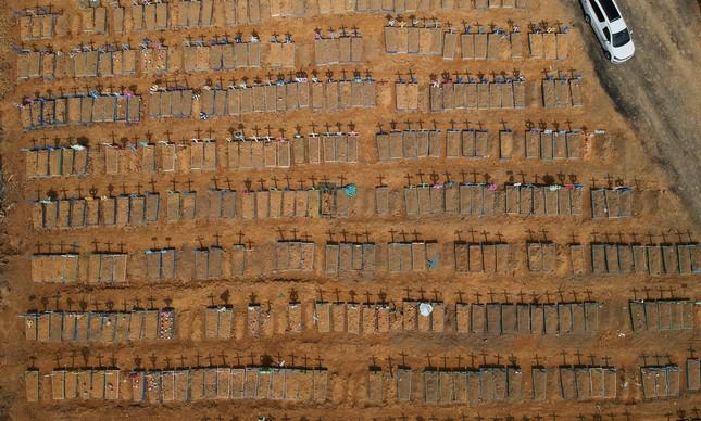 Covas em Manaus