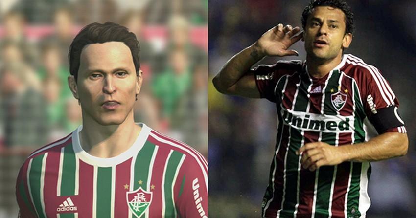 7cf87fbf28 Fifa 14 x PES 2014  veja os jogadores mais mal retratados do Brasileirão