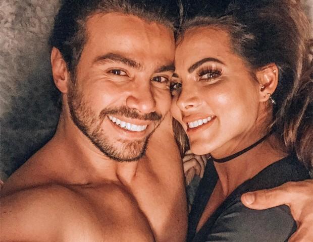 Mariano e Carla Prata (Foto: Reprodução/Instagram)