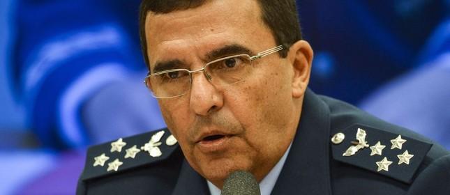 O tenente-brigadeiro do ar, Carlos de Almeida Baptista Junior,