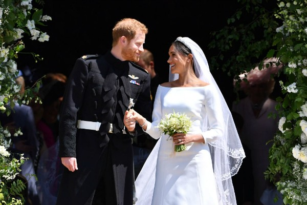 príncipe Harry e a atriz Meghan Markle (Foto: Getty Images)