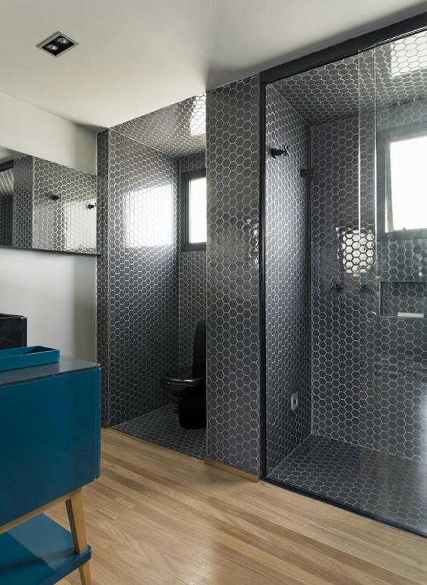 Arquiteto comenta os principais dilemas da decoração: Como acertar a cor do rejunte?  (Foto: Divulgação)
