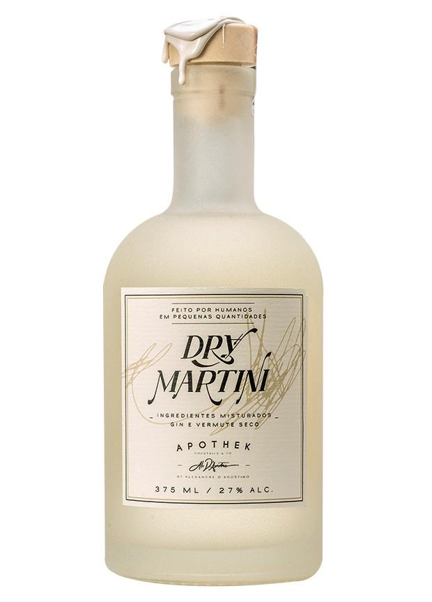 Oli Responde - Dry Martini (R$ 90), Apothek (Foto: Divulgação)