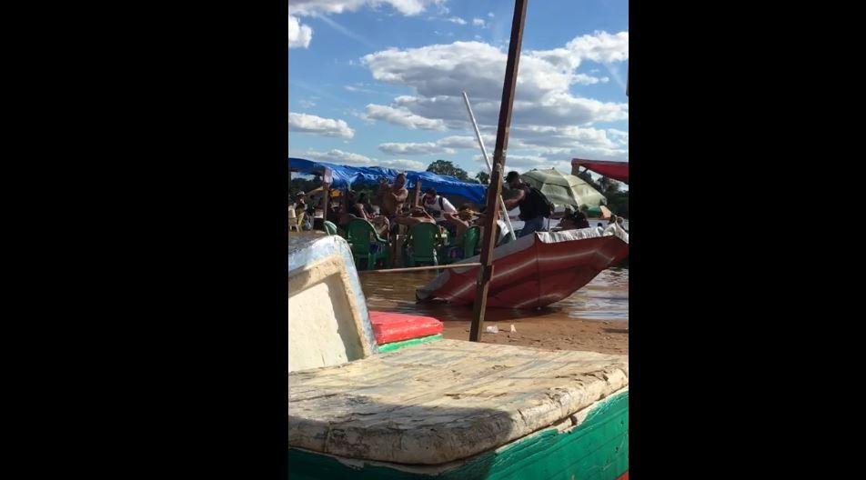 Grupo é preso com drogas e arma de fogo em praia no Maranhão