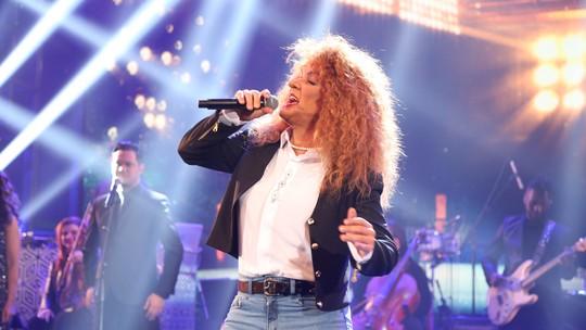 Nelson Freitas levanta o público e a web com homenagem a Tina Turner no 'Show dos Famosos'