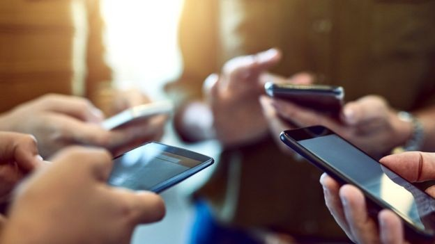 Social networks like Facebook collect user information in exchange for the free services (Photo: Getty Images via BBC News)