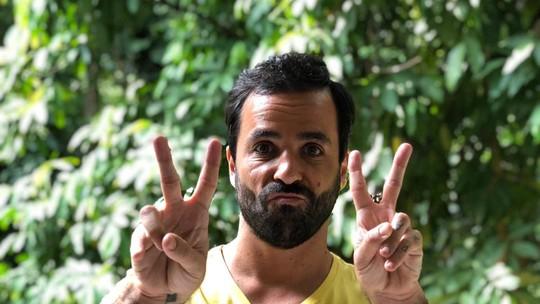 Vinicius, primeiro eliminado do 'BBB19', revela motivo de voto em Hana: 'Porque é muito forte'
