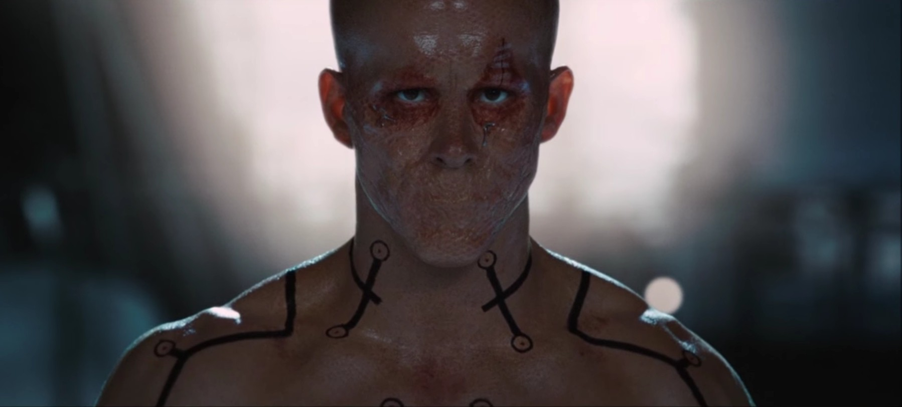 Ryan Reynolds como Deadpool (Foto: Divulgação)