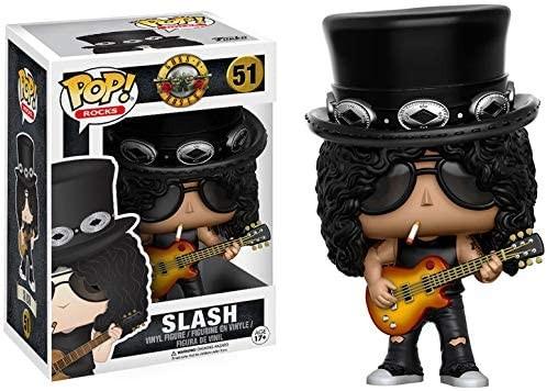 Funko Pop de Slash, guitarrista do Guns N' Roses (Foto: Divulgação/Amazon)