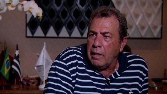 Áudios do Ex-presidente Montenegro causam constrangimento no Botafogo