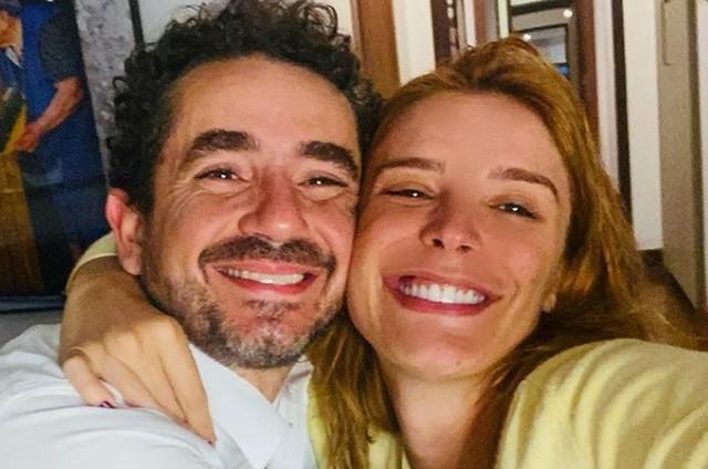Rafa Brites e Felipe Andreolli (Foto: Reprodução)