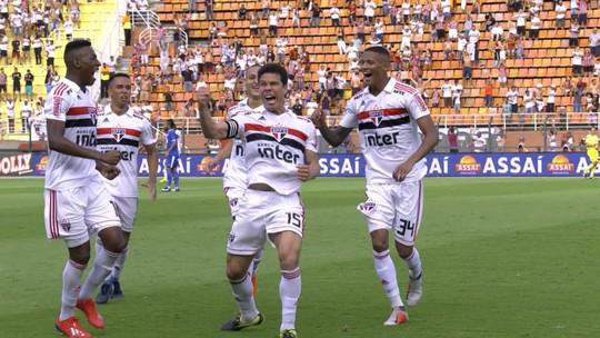 a8a791caf5 Análise  Hernanes faz o São Paulo renascer às vésperas da estreia na Copa  Libertadores da