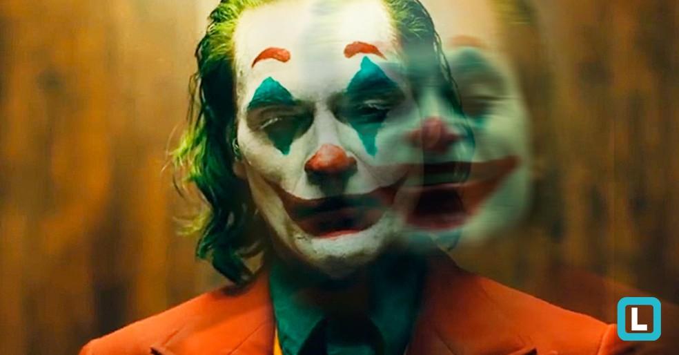 História de origem do vilão mais conhecido e insano já enfrentado pelo Batman: o lendário Coringa — Foto: Cinemark/Reprodução