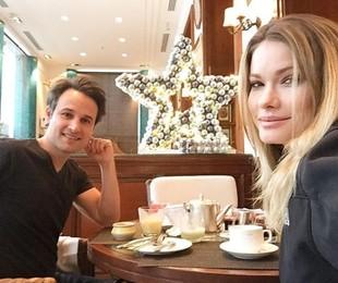 Karen Junqueira e Rodrigo Medina | Reprodução / Instagram
