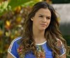 Bruna Marquezine, a Luiza de 'Em família' | Reprodução